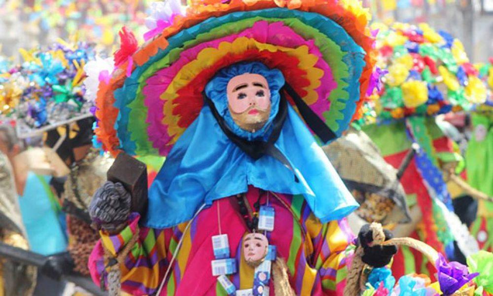 El carnaval Zoque Coiteco