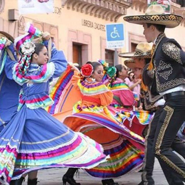 Festival Internacional del Folclor en Zacatecas